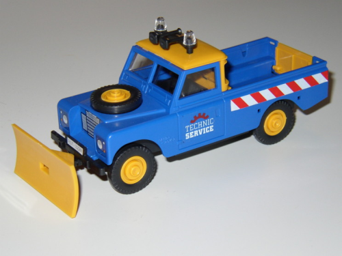 "LAND ROVER ""Technic Service"""