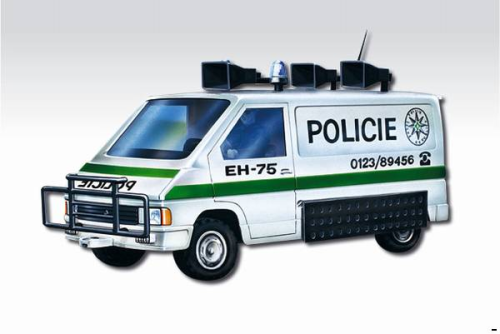 "RENAULT Trafic ""Police"""