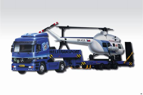 "Mercedes Actros L ""Helitransport"""