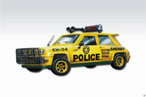"RENAULT Maxi 5 Turbo ""Police"""