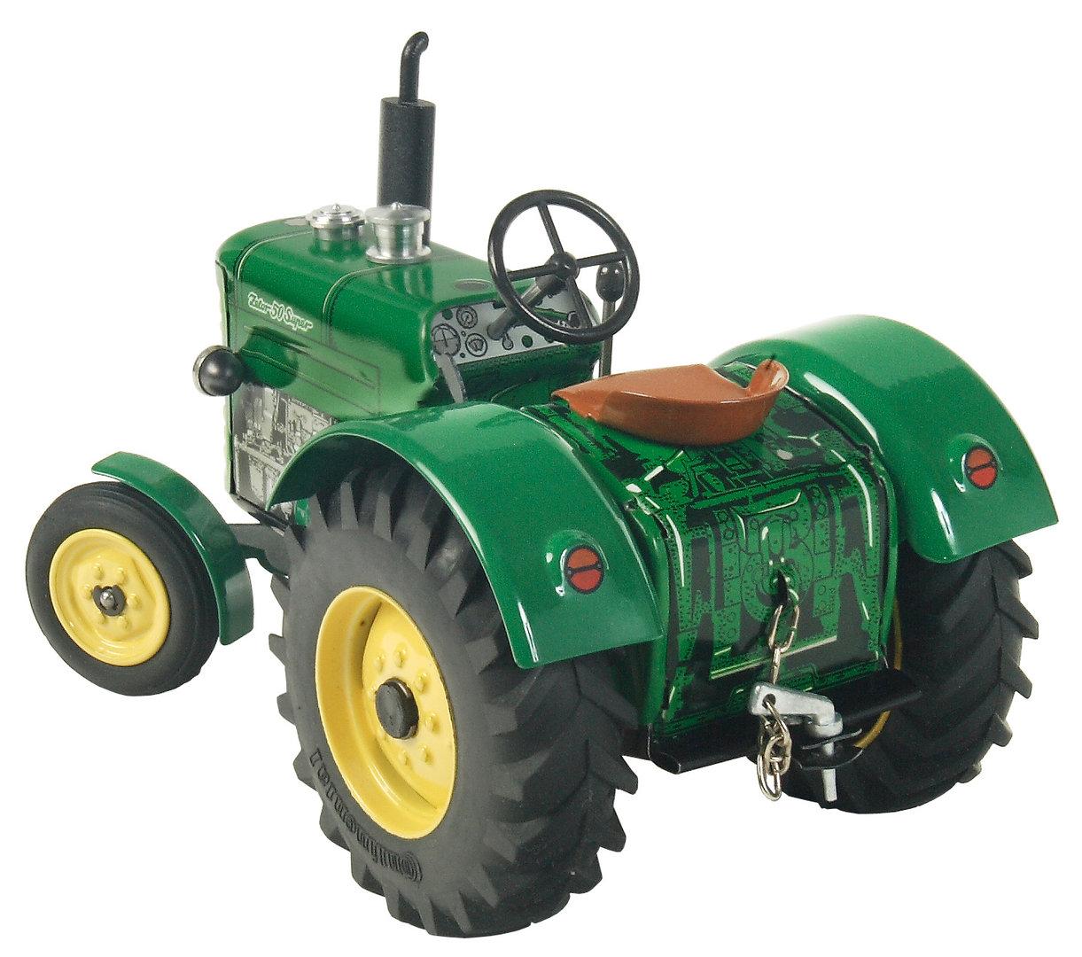 Blechspielzeug Traktor Zetor 50 super von KOVAP 0385